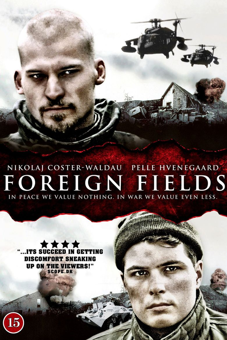 Foreign Fields Poster