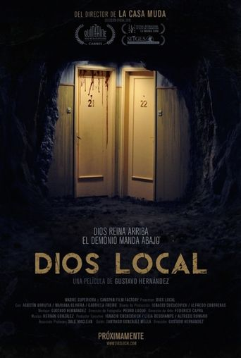 Local God Poster