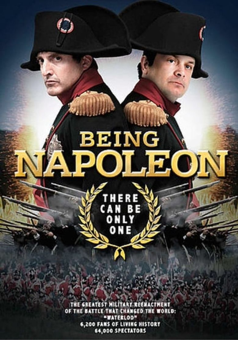 Being Napoleon Poster