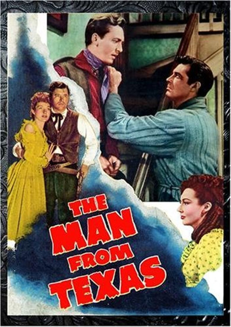Man from Texas Poster