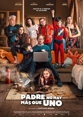 Father There Is Only One Poster