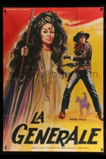 La generala Poster
