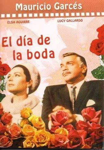 El día de la boda Poster
