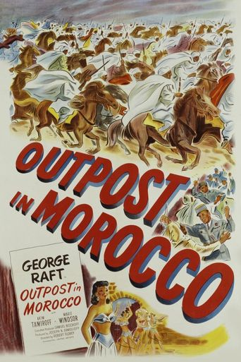 Watch Outpost in Morocco