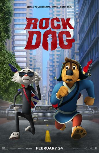 Watch Rock Dog