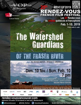 The Watershed Guardians of the Fraser River Poster