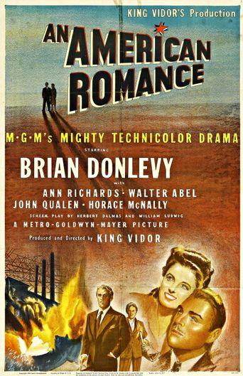 An American Romance Poster