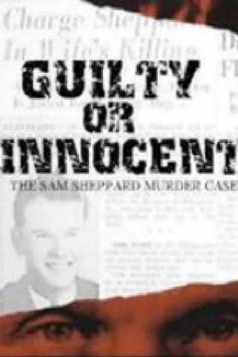 Guilty or Innocent: The Sam Sheppard Murder Case Poster