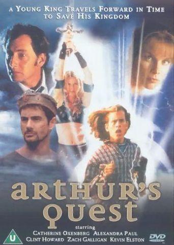 Arthurs Quest Poster