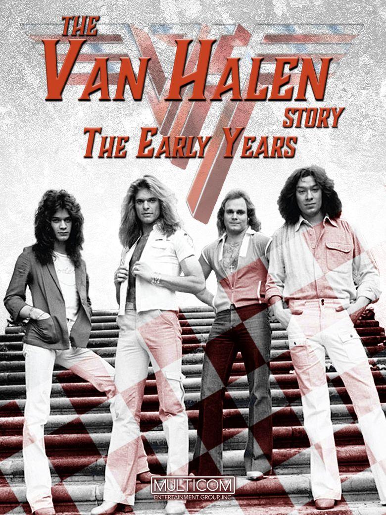Van Halen: The Van Halen Story Poster