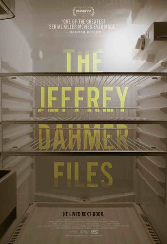 The Jeffrey Dahmer Files Poster