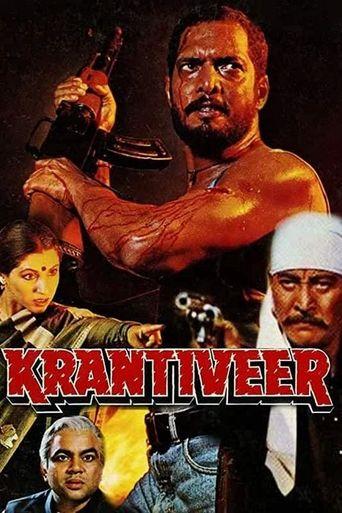 Krantiveer Poster