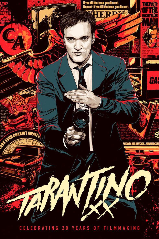 Quentin Tarantino: 20 Years of Filmmaking Poster