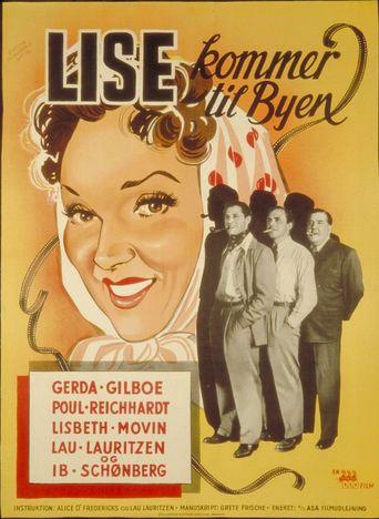 Lise Kommer Til Byen Poster