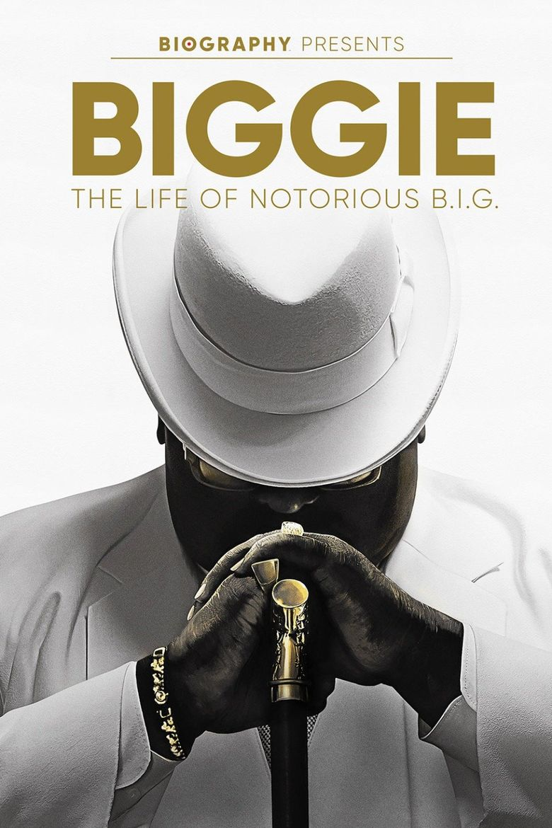 Biggie: The Life of Notorious B.I.G. Poster