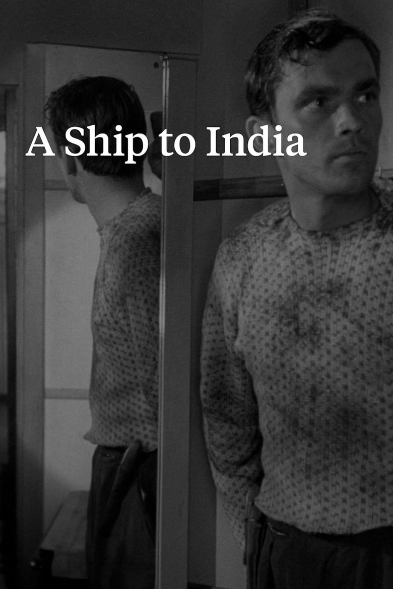 A Ship to India Poster