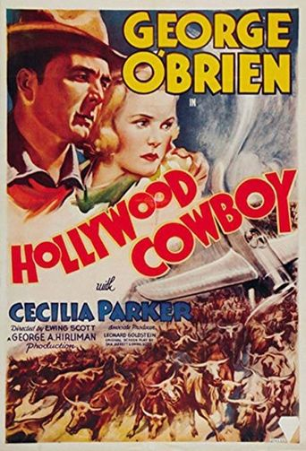 Hollywood Cowboy Poster