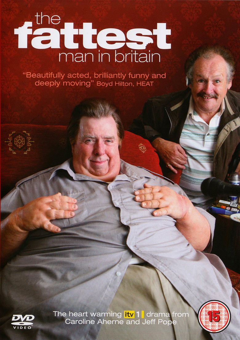 The Fattest Man in Britain Poster