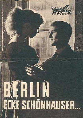 Berlin, Schoenhauser Corner Poster