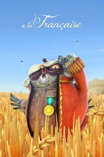 À la française Poster