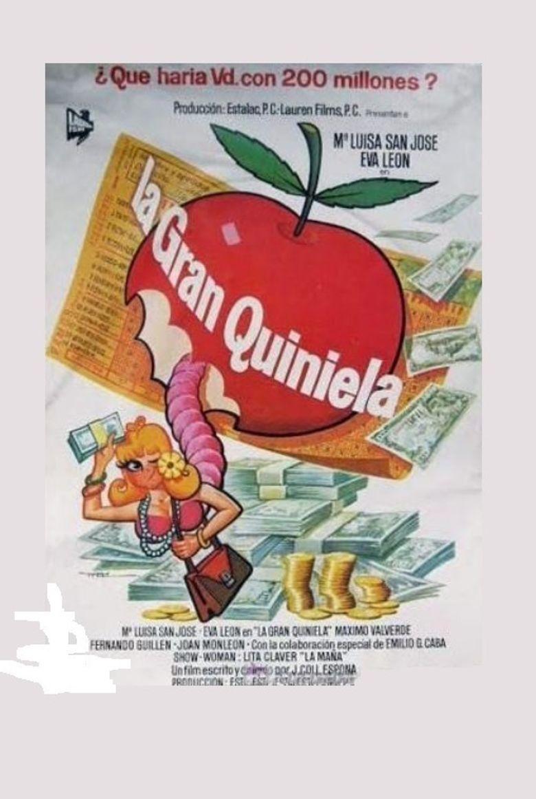 La gran quiniela Poster