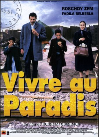 Living in Paradise Poster