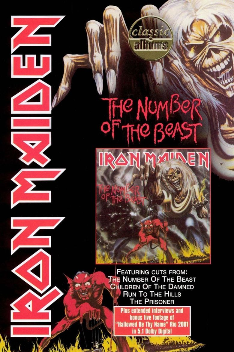 Classic Albums: Iron Maiden - The Number of the Beast Poster