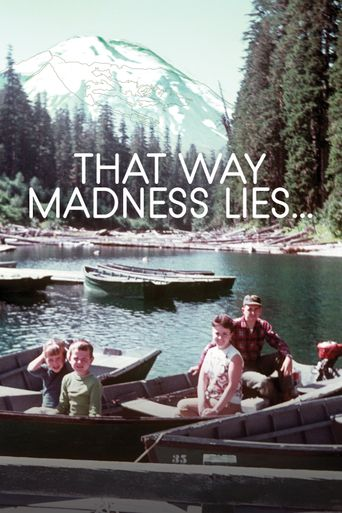 That Way Madness Lies... Poster