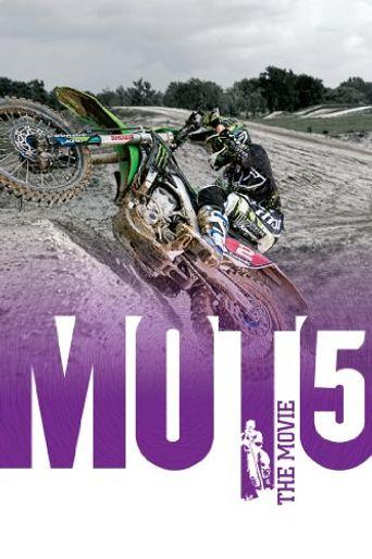 Moto 5: The Movie Poster