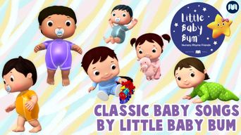 Classic Baby Songs by Little Baby Bum Poster