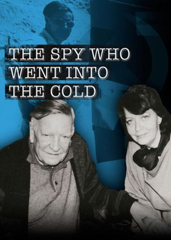 The Spy Who Went Into the Cold Poster
