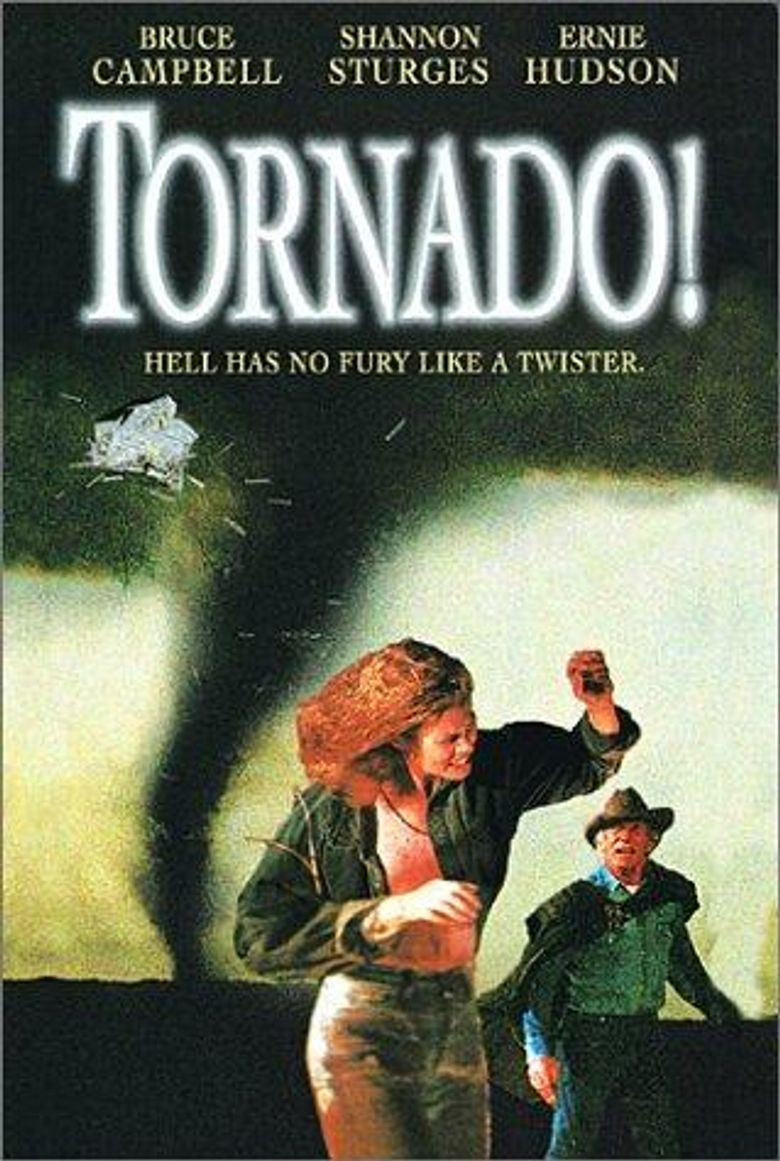 Tornado! Poster