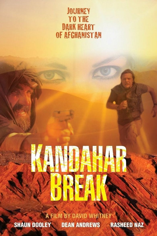 Kandahar Break: Fortress of War Poster