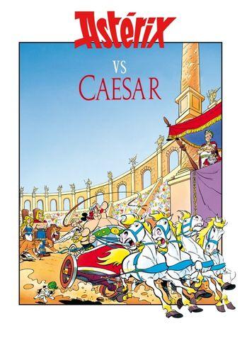 Asterix vs. Caesar Poster