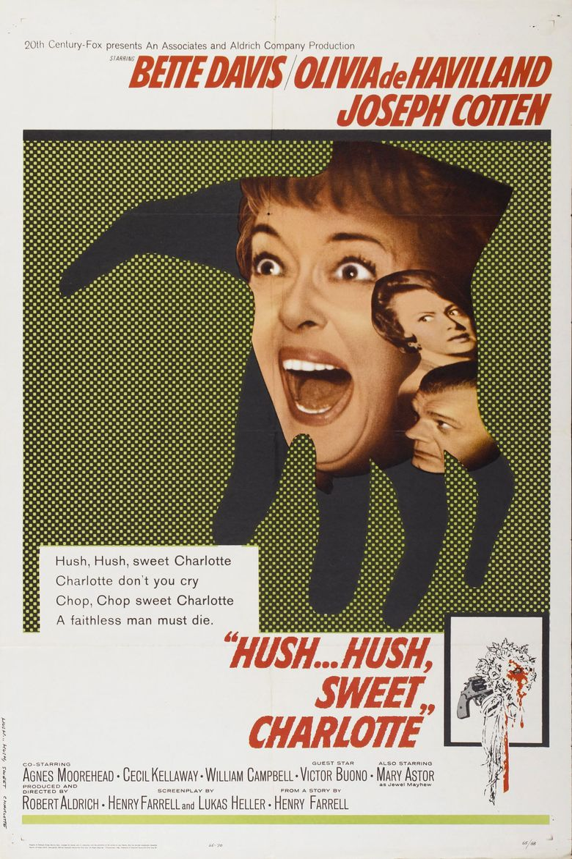 Hush... Hush, Sweet Charlotte Poster