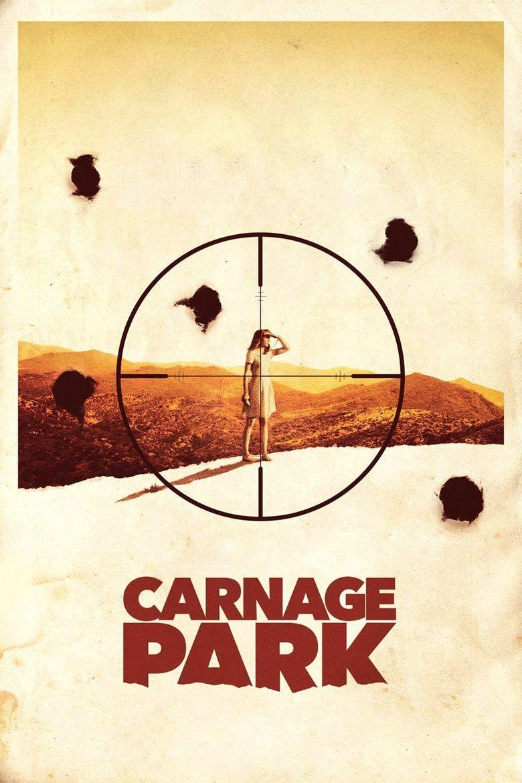 Carnage Park Poster