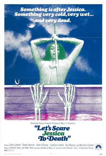 Let's Scare Jessica to Death Poster