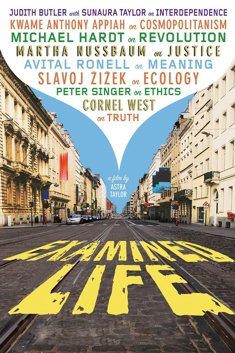 Examined Life Poster