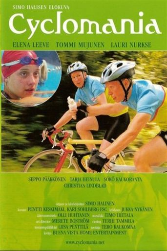 Cyclomania Poster