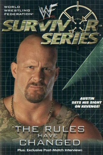 WWE Survivor Series 2000 Poster
