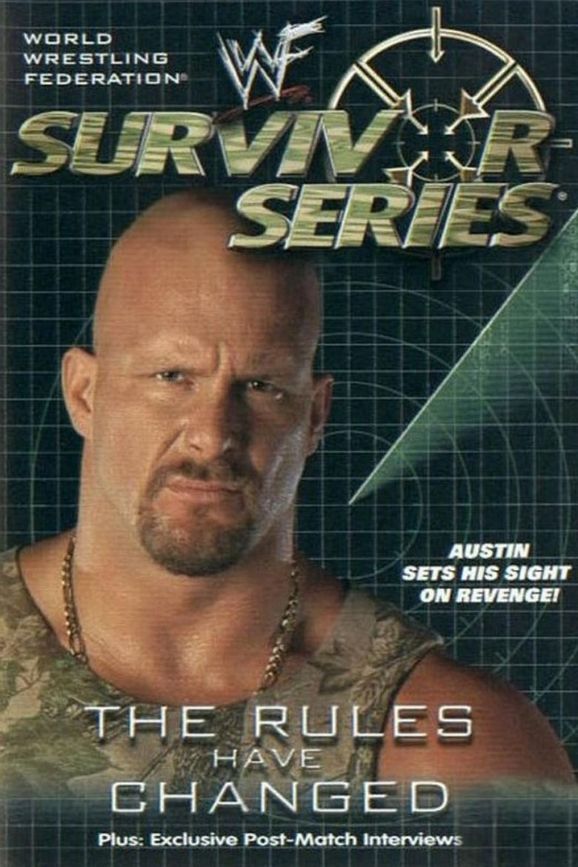 WWE Survivor Series 2000 Poster