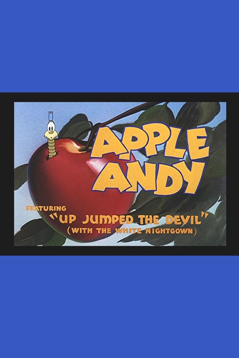 Apple Andy Poster