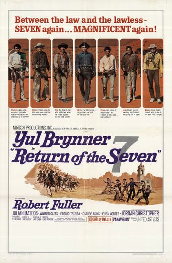 Return of the Seven Poster