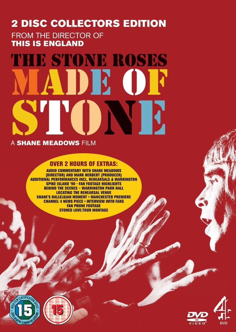 The Stone Roses: Made of Stone Poster