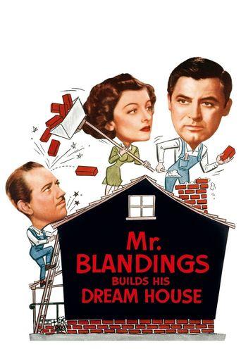 Mr. Blandings Builds His Dream House Poster