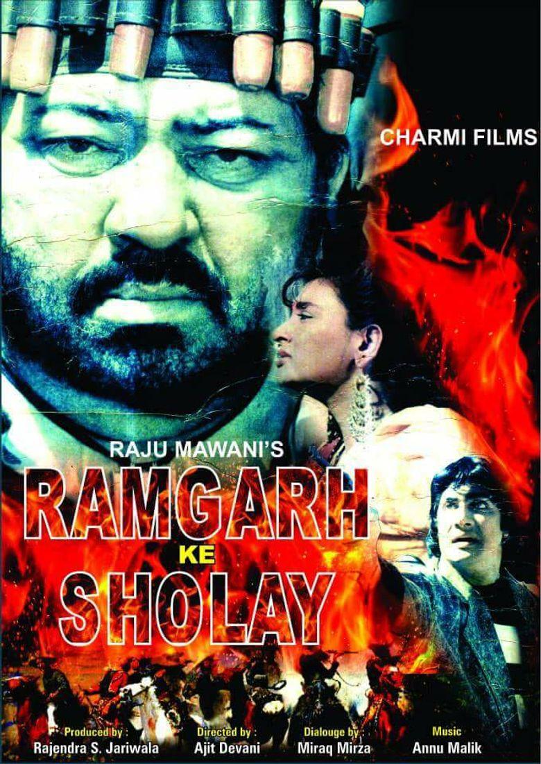 Ramgarh Ke Sholay Poster