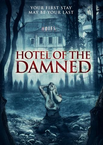 Hotel of the Damned Poster