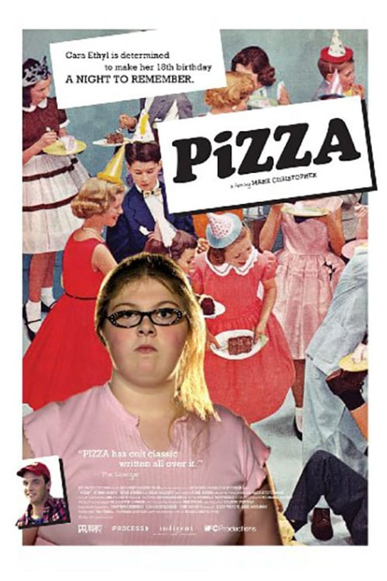 Pizza Poster