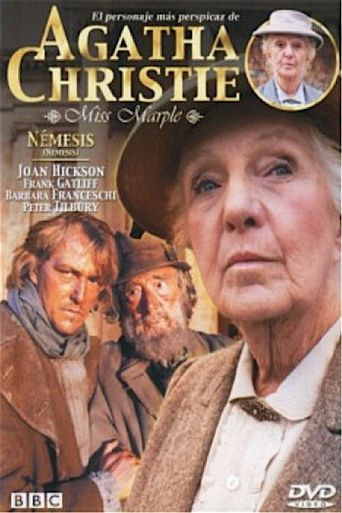 Miss Marple: Nemesis Poster