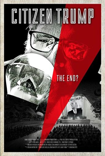 Citizen Trump: A One Man Show Poster